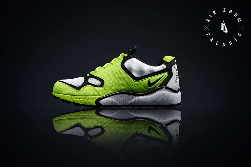 bdf27dd475a2 The Nike Air Zoom Talaria s debut forever changed the idea of how a running  shoe should perform. Originally released in 1997